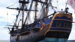 Հետազոտողները նավապետ Ջեյմս Կուկի ենթադրյալ նավն են հայտնաբերել