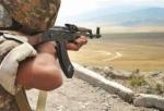 Հակառակորդը շարունակել է կրակել տարբեր տրամաչափի հրաձգային և դիպուկահար զինատեսակներից