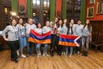 Իվետա Մուկուչյանը հանդիպել է Շվեդիայի հայ համայնքի ներկայացուցիչների հետ