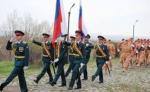 Ռուսական ռազմակայանի զինծառայողները մասնակցել են Հաղթանակի օրվա զորահանդեսի փորձին