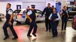 Պարող ոստիկանները՝ համացանցի աստղ (տեսանյութ)
