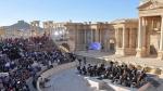 Մարիինյան թատրոնի սիմֆոնիկ համերգը՝ ազատագրված Փալմիրայում (տեսանյութ)