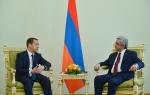 Մեդվեդև. «Ռուսաստանը միշտ օգնել և օգնելու է այս դժվար հակամարտության կարգավորման հարցում»