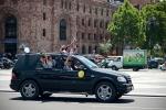 Ոստիկանությունը կոչ է անում շրջանավարտներին ձեռնպահ մնալ մեքենա վարելու գայթակղությունից