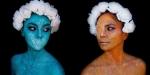 Ավստրալուհին շպարի օգնությամբ անհավանական կերպարներ է ստեղծում (ֆոտոշարք)