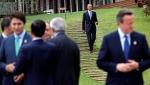 Кэмерон: «Страны G7 договорились о продлении в июне санкций против России»