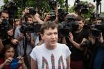 Սավչենկոն հայտարարել է, որ պատրաստ է Ուկրաինայի նախագահ դառնալ