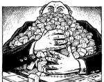 «Մեկ օլիգարխի տնտեսությունն» «օրինականացնելու» փորձ