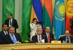 Սերժ Սարգսյանի ելույթը Եվրասիական տնտեսական բարձրագույն խորհրդի նիստում