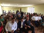 «Երիտասարդների կողքին» երիտասարդական շարժման Գյումրու տարածքային կառույցը միացավ ՀԱՄԱԽՄԲՈՒՄ կուսակցությանը (ֆոտոշարք)