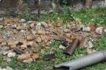 Փլուզում Պտղնի գյուղում