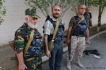 Ոստիկանության տեսանյութը. ինչպես է զինված խումբը գրավել ՊՊԾ գնդի տարածքը