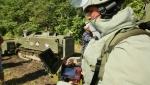 Ղրիմում ավելի քան 2,5 հազար պայթուցիկ սարք է վնասազերծվել