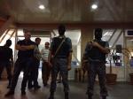 Ոստիկանությունը խիստ հսկողություն է սահմանել Էրեբունի հիվանդանոցի շուրջը