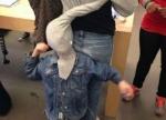 Այս լուսանկարներն ապացուցում են՝ երեխաների հետ երբեք ձանձրալի չի լինում (ֆոտոշարք)