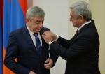 Ինչքան Սերժ Սարգսյանն է ՀՀ-ում «պատվավոր», այնքան էլ եղբայրը «պատվավոր» կլինի Գյումրիում