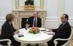 Պուտինն Օլանդին և Մերկելին պատմել է Ուկրաինայի սադրանքների մասին