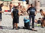 Նիսում ոստիկանությունը ստիպել է մահմեդական կնոջը հանել բուրկինին