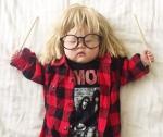 Այս փոքրիկը գաղափար անգամ չունի, թե ինչ է կատարվում իր հետ քնած ժամանակ (ֆոտոշարք)