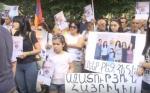 Բողոքի ցույց Գլխավոր դատախազության շենքի մոտ (տեսանյութ)