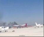 Չինաստանում ավիաշոուի ժամանակ ինքնաթիռ է ընկել (լուսանկարներ)