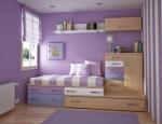 Կահավորման  հրաշալի գաղափարներ փոքրիկ սենյակների համար (ֆոտոշարք)
