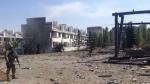 Բիշքեկում Չինաստանի դեսպանատունը՝ պայթյունից հետո (տեսանյութ)