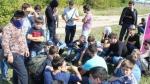Բելառուսական սահմանին 200 չեչեն ապաստանի է սպասում Լեհաստանում