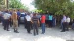 Жители села Ахавнадзор перекрыли вход в школу