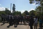 Աղավնաձորցիները գյուղի բոլոր պետական հաստատություններն այսօր փակել են