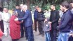 ՀԱՄԱԽՄԲՈՒՄ կուսակցության Գյումրիի կառույցը սկսել է բակային հանդիպումները (ֆոտոշարք)