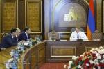 Կառավարությունում մեկնարկել են ՀՀ 2017 թ. պետական բյուջեի նախագծի շուրջ քննարկումները