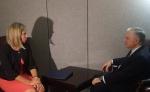 Նալբանդյանն ու Մոգերինին անդրադարձել են ՀՀ-ԵՄ նոր շրջանակային համաձայնագրի միջանկյալ բանակցություններին (տեսանյութ)