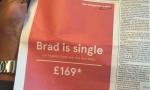 «Բրեդը միայնակ է». նորվեգական ավիաընկերության կրեատիվ գովազդը