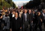 Организованные в Ванадзоре партией «Консолидация» митинг и шествие (видео, фоторяд)
