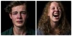Լուսանկարիչը ցույց է տվել, թե ինչպես են ծիծաղում կանայք և արտասվում տղամարդիկ (ֆոտոշարք)