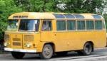 Հրազդանում ավտոբուսը բարցրացել է քարերի վրա և արգելափակվել