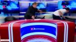 Վրացի քաղաքական գործիչները եթերում իրար վրա ջրով բաժակներ են նետել (տեսանյութ)