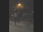 Տաքսու վարորդները պարել են Երևանի կենտրոնում (տեսանյութ)