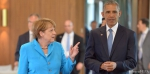 Обама и Меркель назвали Москву и Дамаск ответственными за перемирие в Сирии