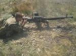 Շփման գծի հյուսիսային ուղղությամբ ադրբեջանական զինուժը կիրառել է ԴՇԿ տիպի խոշոր տրամաչափի գնդացիր