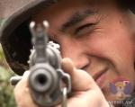 Հակառակորդը կրակել է տարբեր տրամաչափի հրաձգային զինատեսակներից