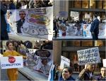 «Դուք ընտրված նախագահ չեք». ինչպես են Նյու Յորքում դիմավորել Սերժ Սարգսյանին (լուսանկարներ)