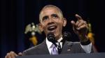Օբաման իր կատարած բարեփոխումների մասին խոսելիս զուգահեռ է անցկացրել այրվող սմարթֆոնների հետ