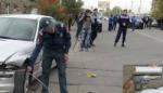Թեժ վիճաբանություն Գյումրիում. քարեր էին նետել իրար վրա և կրակել