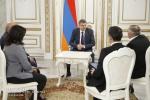 Կարեն Կարապետյանի հարցազրույցը հեռուստաընկերություններին