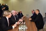 Հանդիպել են Ալիևն ու ԵԱՀԿ ՄԽ համանախագահները