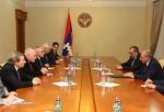 ԵԱՀԿ Մինսկի խմբի համանախագահներն այցելել են Արցախ