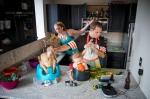 Ինչպիսին է իրական ընտանեկան կյանքը (ֆոտոշարք)