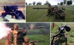 Ադրբեջանական զինուժը կիրառել է ականանետեր, ձեռքի հակատանկային և ենթափողային նռնականետեր